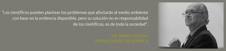 Dr Mario Molina