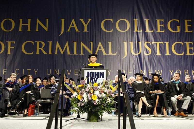 John Jay Graduation