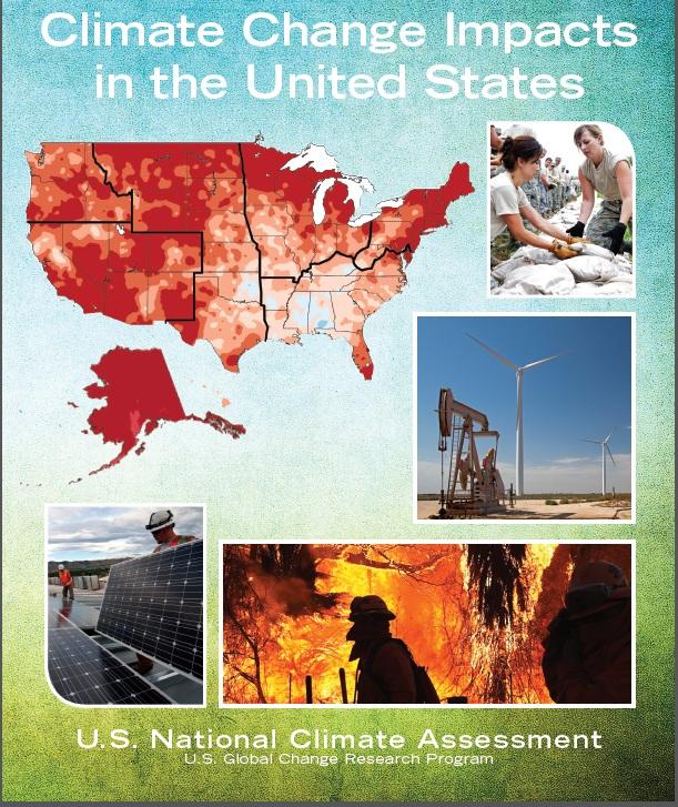 Evaluación Nacional sobre el Clima de Estados Unidos