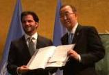 Ratifica México Acuerdo de Paris