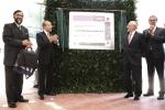 MEXICO D.F. A 23 DE MARZO DEL 2012EL PRESIDENTE FELIPE CALDERON HINOJOSA DURANTE LA INAUGURACION DEL CENTRO