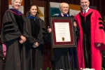 Honoris Causa de Texas A&M