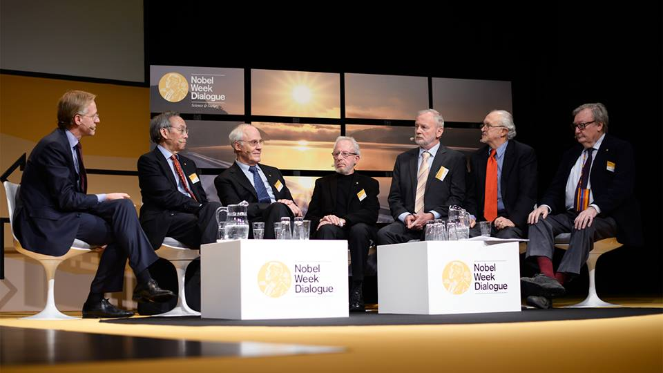 Six Nobel Laureates